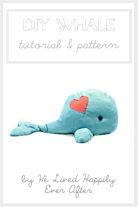 Pillow Pets Whale by We Lived Happily After Walli The Whale Pillow Pet