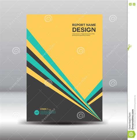 design front cover report portfolio front cover template templates data