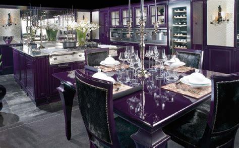 purple kitchen decorating ideas luxurious kitchen purple home design blogs