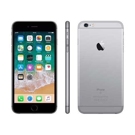 iphone   gb  gris alkosto tienda