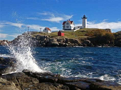 Nubble Light by New Gallery Ahearn Arts