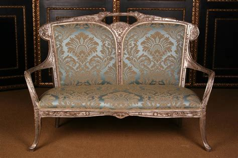 art nouveau sofa canapee sofa in the art nouveau style for sale at 1stdibs