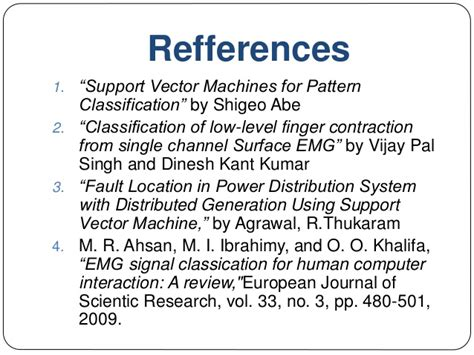 pattern classification and scene analysis ieee journals event classification prediction using support vector machine