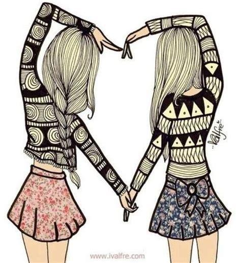 imagenes hipster amistad dibujos hipster buscar con google arte pinterest