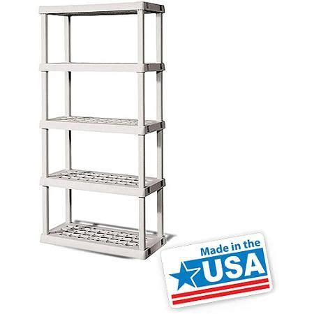 sterilite 5 shelf shelving unit 1000 images about sacce on wall mount shelf lights and pallet wood