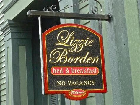 lizzie borden bed and breakfast sign for bed and breakfast picture of lizzie borden house fall river tripadvisor