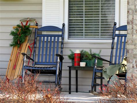Front Patio Chairs Simple Front Porch Rocking Chairs Jacshootblog Furnitures How To Decorate Large Front Porch