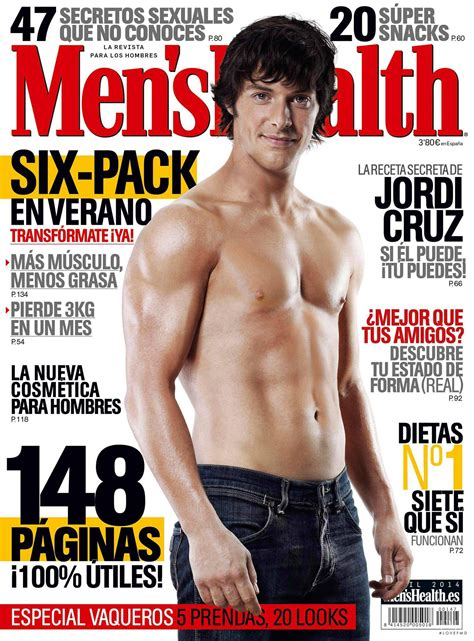 Mens Health Malaysia April 2012 cover of s health spain with jordi april 2014 id 30160 magazines the fmd