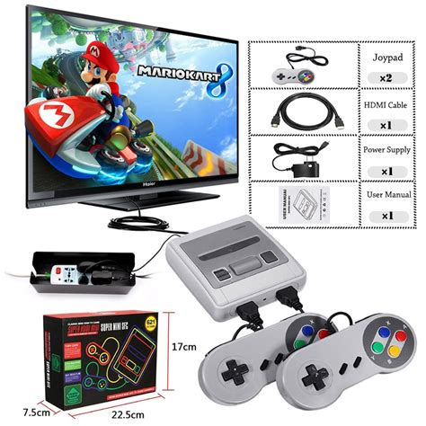 console 8 bit mini hdmi family tv 8 bit snes console