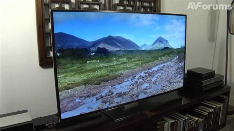 samsung 55 inch tv samsung ue55f9000 55 inch 4k ultra hd led lcd tv review