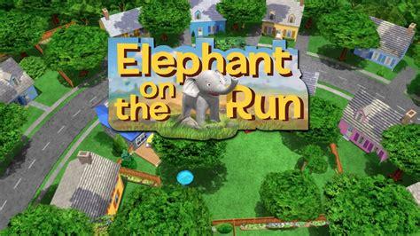 elephant on the run the backyardigans wiki fandom