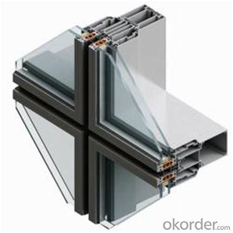 weight of curtain wall system buy aluminum profile chinese supplier cheap 6063 t5 for