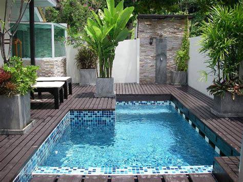 tiny swimming pools wonderful mini swimming pools ideas quiet corner