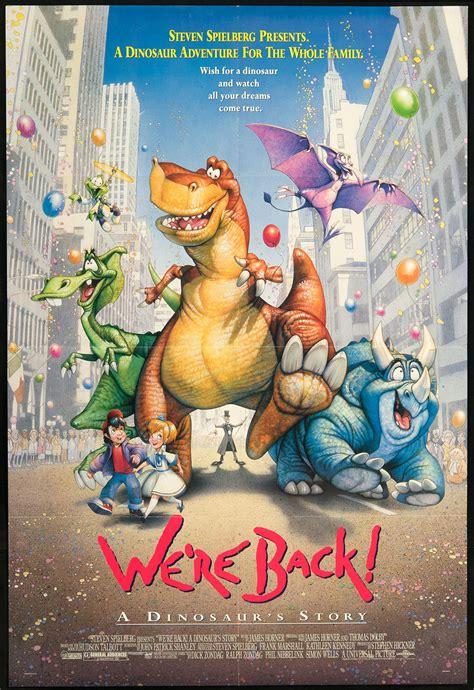 films over dinosaurus we re back a dinosaur s story dinosaur wiki fandom