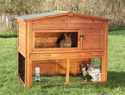 outdoor rabbit hutch plans or a kit what to decide