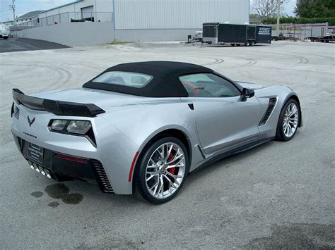 corvette silver 2015 blade silver z06 convertible at roger s corvette center