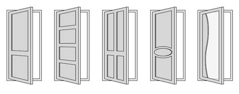 Different Types Of Interior Doors Explaining The Different Types Of Doors Express Doors Direct