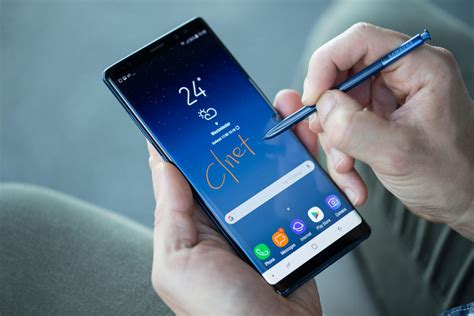 Samsung Galaxy Note 8 galaxy note 8 s coolest s pen stylus tricks cnet