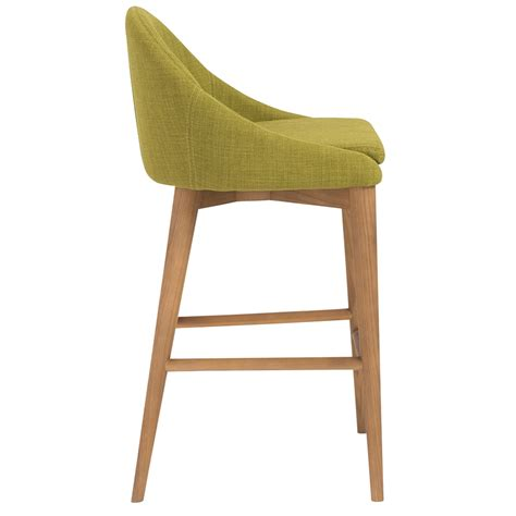 green counter stools barrett modern green counter stool eurway furniture