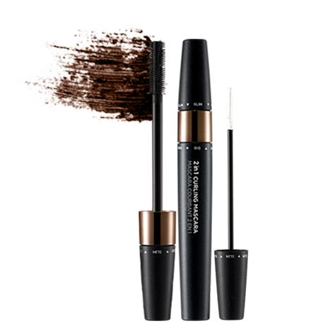 The Shop 2in1 Curling Mascara the shop skincare cosmetics skincare