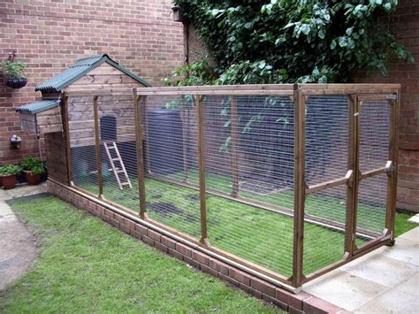 Best Backyard Chickens Uk The 25 Best Chicken Coop Run Ideas On Chicken