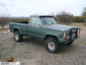 Jeep Wheels On Chevy Truck 1976 Jeep J10 Information And Photos Momentcar