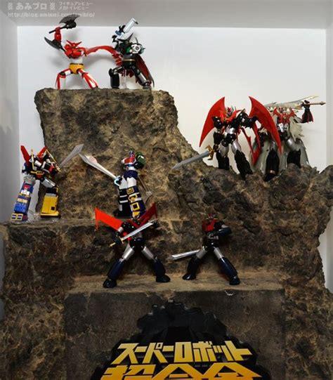 Rokushin Gattai God Mars Bandai Model Kit injustice marvel wars from tamashii nations soul nation event the toyark news