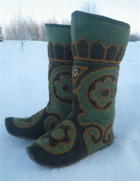 felt boots felt boots by sholosh on deviantart