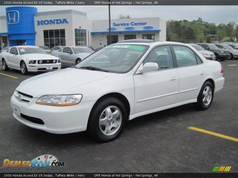 2000 honda accord ex coupe for sale 2000 honda accord ex v6 sedan taffeta white ivory photo