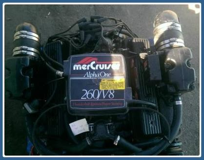 mercruiser hp  affordable marine service