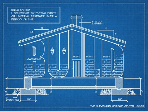build blueprints online house plan terms construction jargon the blueprint term