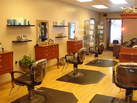 home salon decorating ideas salon design ideas with fancy and modern decorating themes