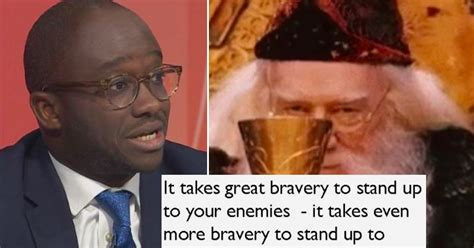 busted mp someone busted this tory mp for using a quote from harry