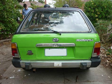 older subaru old subaru wagon turned into jurassic park tour car