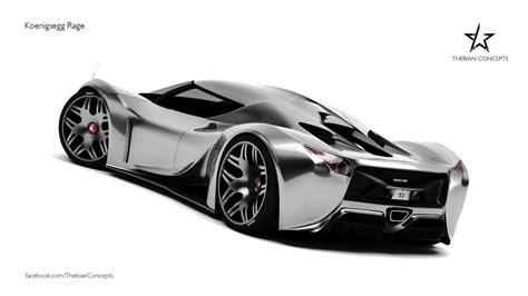 koenigsegg concept car koenigsegg rage concept