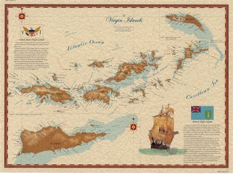 map of st and surrounding islands 88 best vintage maps of the islands images on
