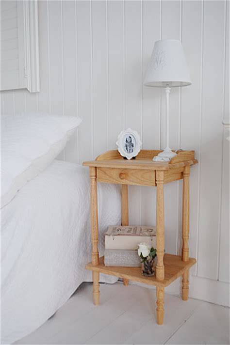 small tables for bedroom a small bedside table the white lighthouse bedroom