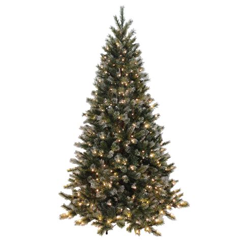 who sells artificial christmas trees green glitter pine artificial pre lit warm white lights tree ebay