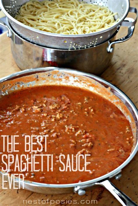 pasta sauce recipes best spaghetti sauce recipe