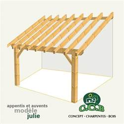 charpente abris bois auvent bois junglekey fr image 450