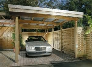 Wooden Carport Wooden Carports