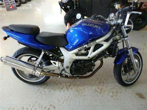 Suzuki 2001 Sv650 Buy 2001 Suzuki Sv650 Standard On 2040 Motos