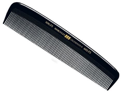 mens hair products to use with a comb hercules mens hair comb 100 seamless germany
