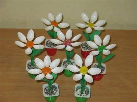 plastic spoon crafts plastic spoon craft 箘deas funnycrafts
