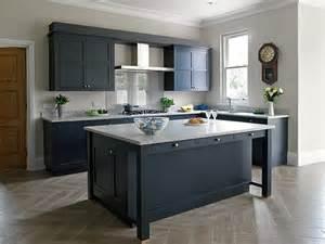 Blue Kitchen Backsplash Painted Kitchen Kitchen Sourcebook