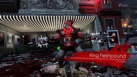 killing floor 2 king flesh pound killing floor 2 new king fleshpound weekly outbreak poundemonium