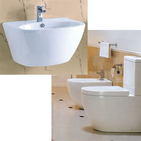 bidet waschbecken wellness edition produkt rubicer sanit 228 rkeramik