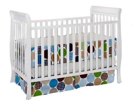 Delta Winter Park 3 In 1 Convertible Crib Delta Winter Park 3 In 1 Convertible Crib White