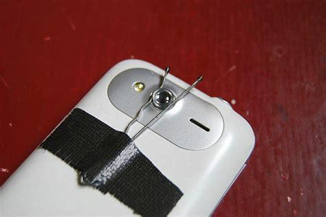 Lensa Makro Ponsel membuat lensa fotografi makro dengan laser ponter si bodoh mau belajar