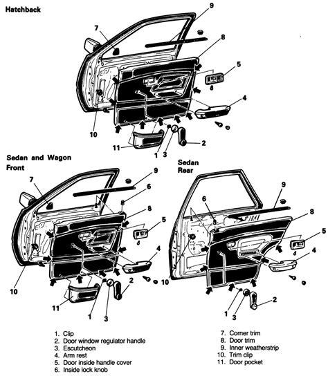 auto air conditioning service 1993 dodge colt spare parts catalogs service manual meter panel remove from a 1993 plymouth colt vista 1994 plymouth colt remove